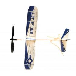 Drewniany lekki samolot do...
