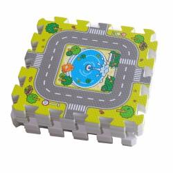 Piankowe puzzle ulica