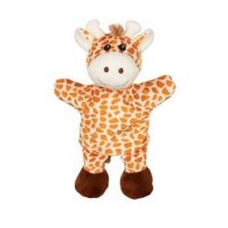 Pacynka z nóżkami Żyrafa