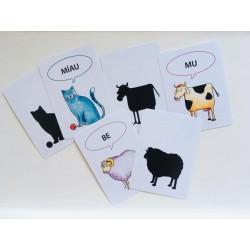 Onomatopeje- zwierzęta i...