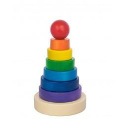 Wieża kolorowa