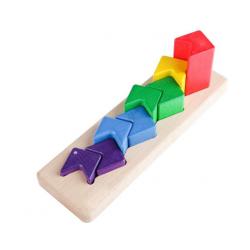 Piramidki Zig Zag Eko