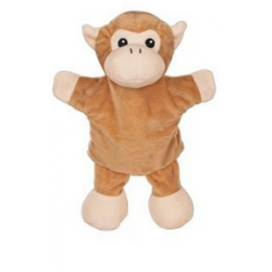 Pacynka z nóżkami: Małpka