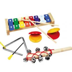 Zestaw muzyczny Instrumenty