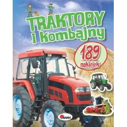 Traktory i kombajny...